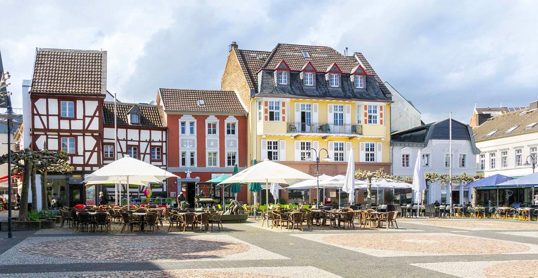 Abbildung Marktplatz Euskirchen