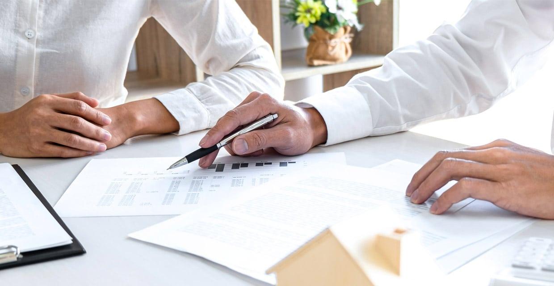 Abbildung Immobilienbewertung Meeting